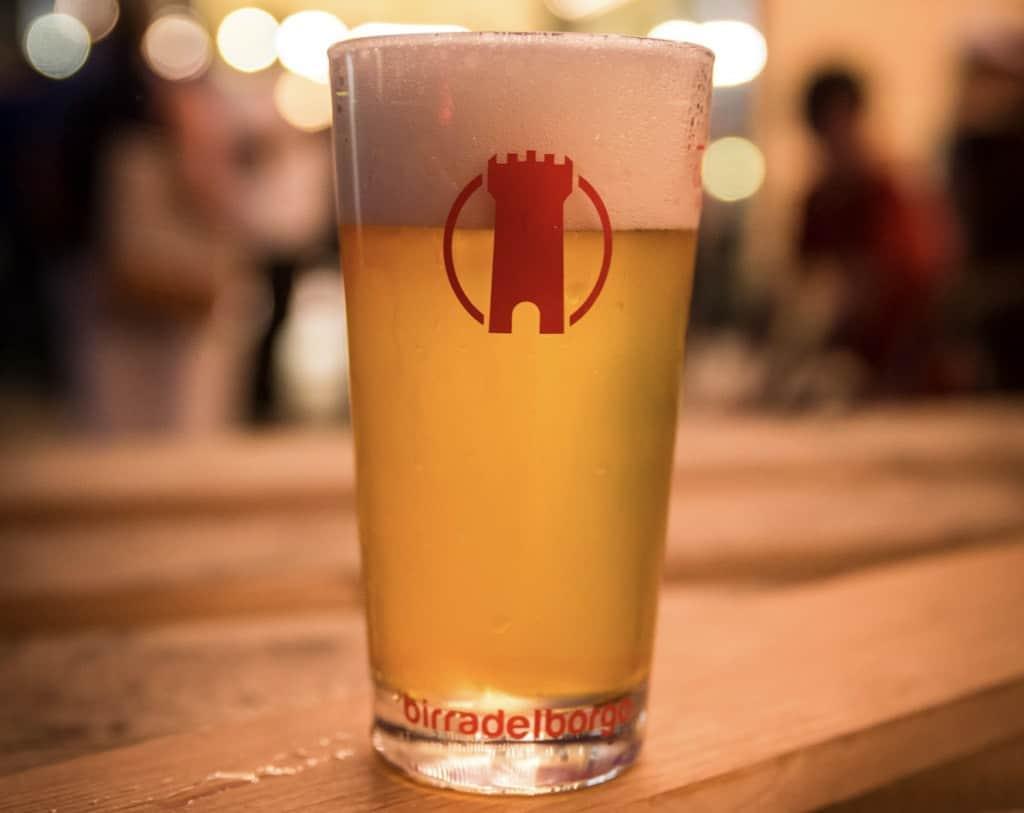 birra del borgo