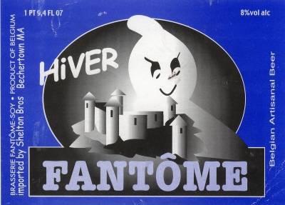 FANTOME HIVER