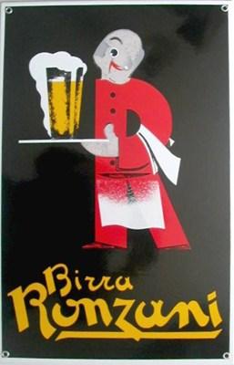 Birra Ronzani 1 Targa