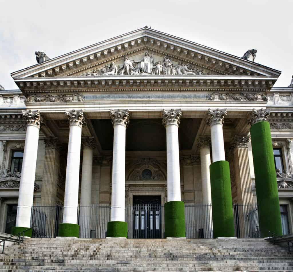 palazzo borsa bruxelles