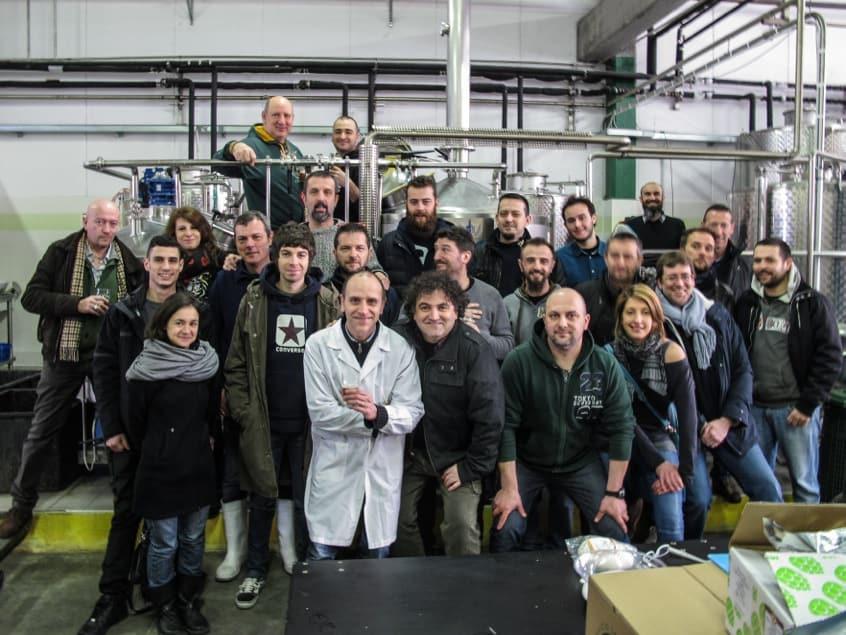 Gruppo Unionbirrai per Arka, Vercelli