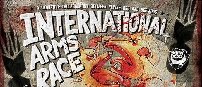 international-arms-race