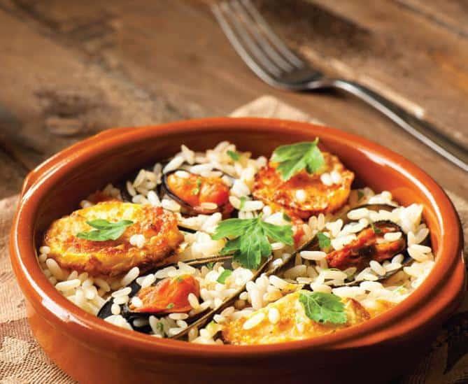 riso patata e cozze