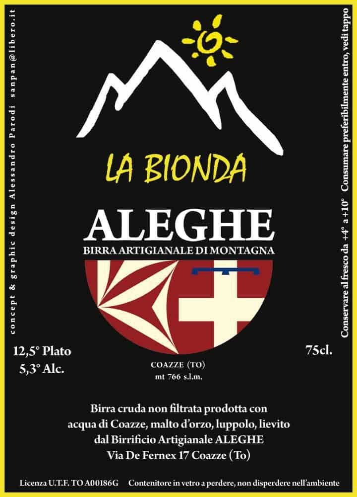 LA-BIONDA aleghe