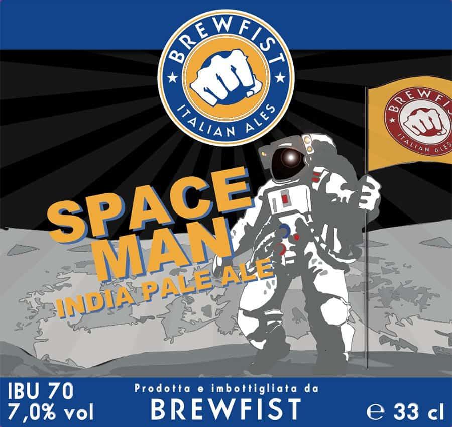 spaceman brewfist