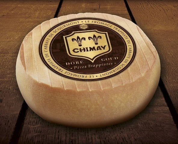 chimay formaggio