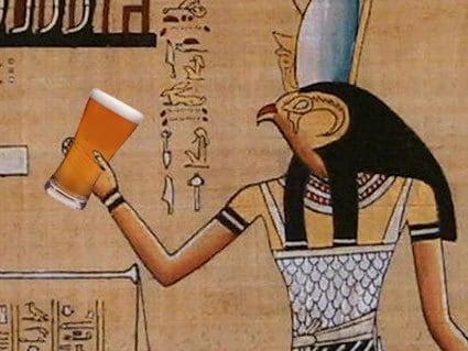 Egitto birra
