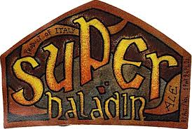 Super Baladin etichetta