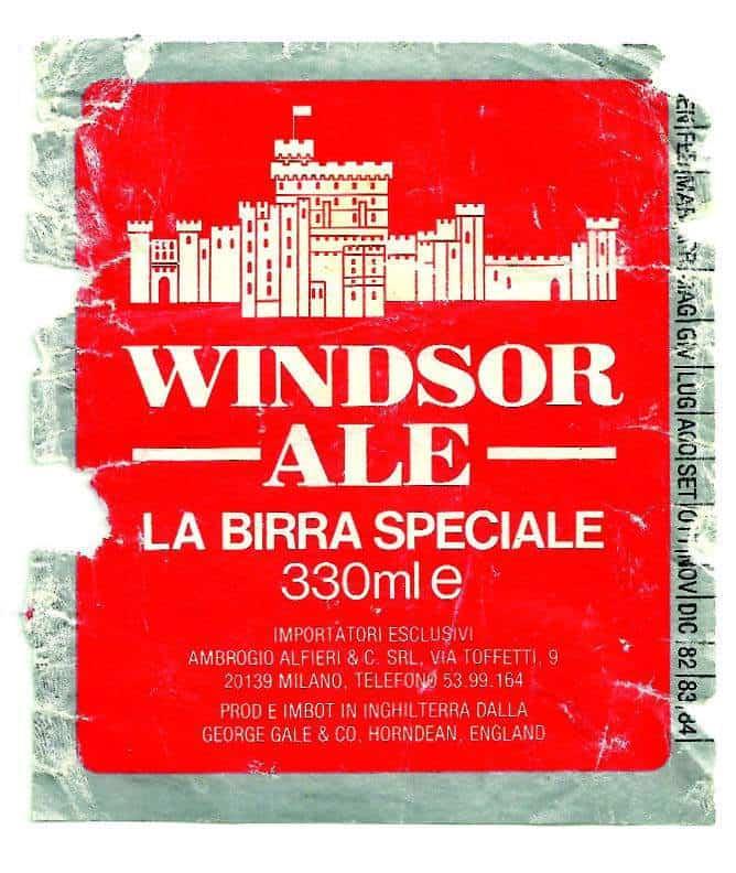 windsor ale