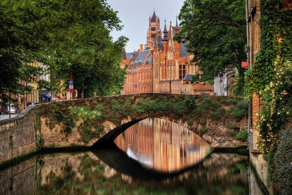 Canali-Bruges