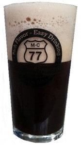MC 77 Hapanero bicchiere