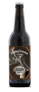 Smoking Scotsman bottiglia
