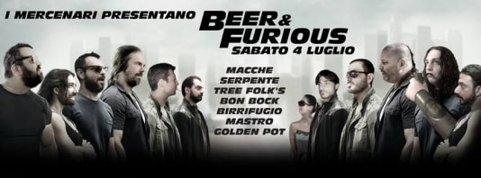 Beers and Furious