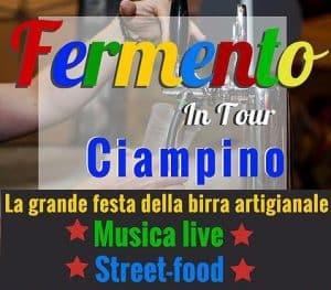 Fermemto In Tour Ciampino