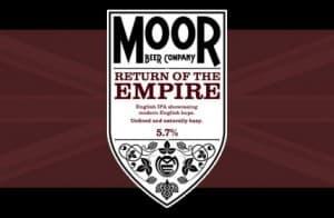 Return of the Empire etichetta