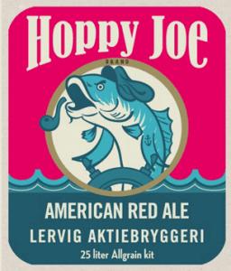 Hoppy Joe etichetta