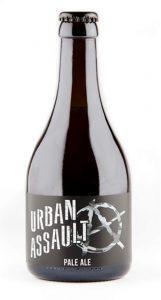 Urban Assault bottiglia
