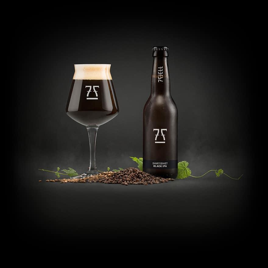7 Fjell SVARTEDIKET - bottiglia