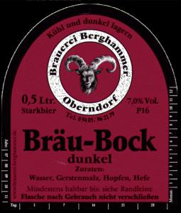 Berghammer Bock