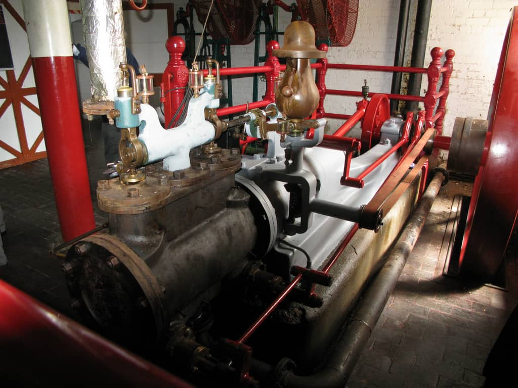 Hook Norton motore