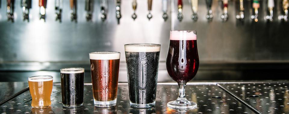 birre differenti spina
