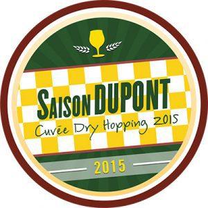Dupond Dry Hopping 2015