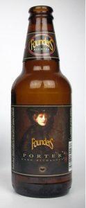 Founders Porter bottiglia