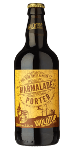 Marmalade Porter bottiglia