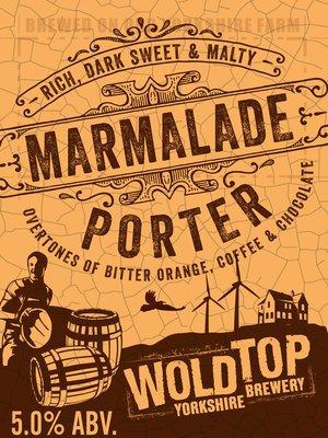 Marmalade Porter etichetta