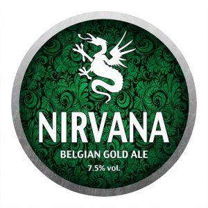 Nirvana placchetta