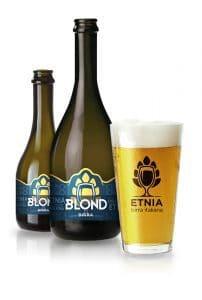 ETNIA Blond bottiglia