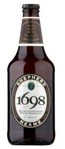 Shepherd Neame 1698 bottiglia