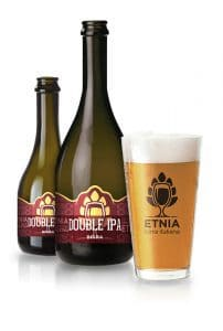 ETNIA Double Ipa bottiglia