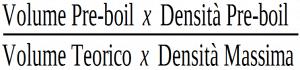formule efficienza - 1