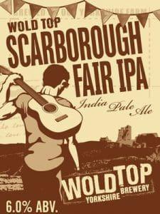 scarborough fair etichetta