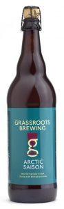 Grassroots bottiglia