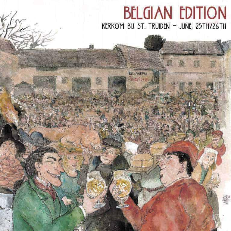villaggio della birra belgian edition