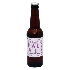 Redchurch Paradise Pale Ale bottiglia