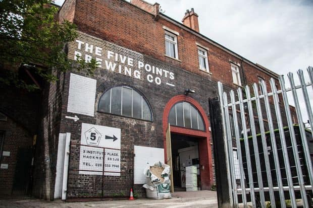 five points london