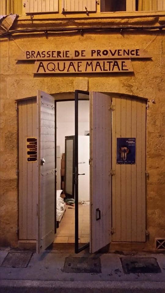 brasserie aquae maltae