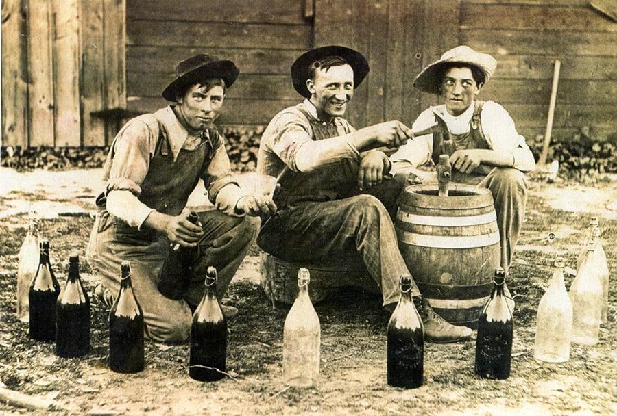 birra storia usa