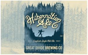 hibernation ale great divide etichetta
