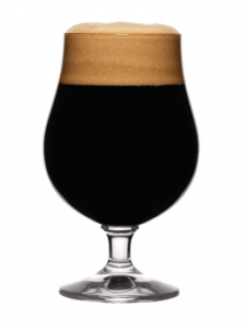 imperial stout bicchiere