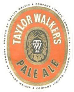 taylor walker pale ale