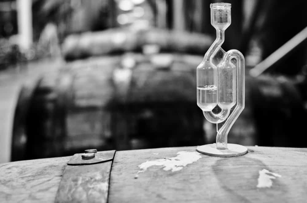 aging-beer-barrel