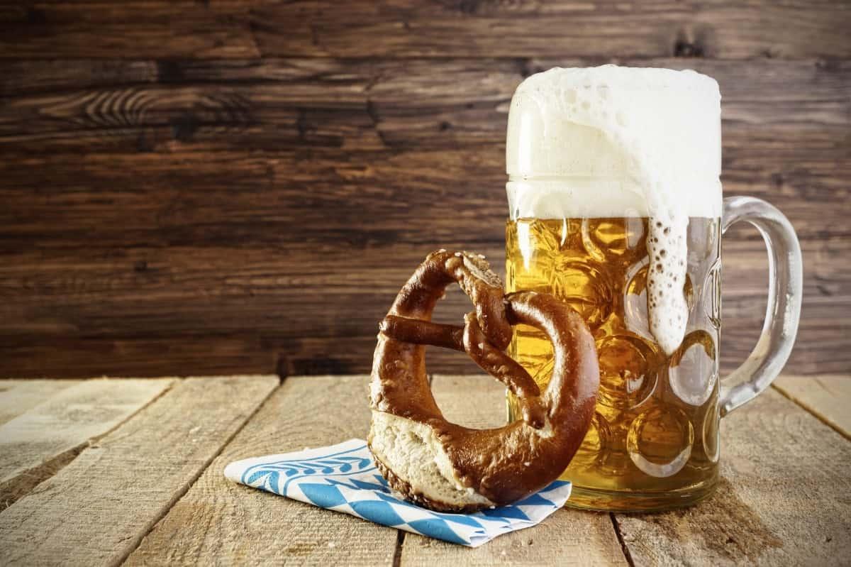 Birra E Bicchieri Il Boccale Bavarese