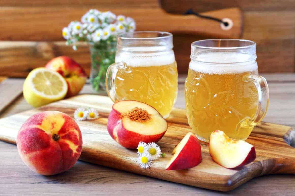 birra pesche